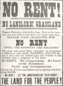 land-league-poster