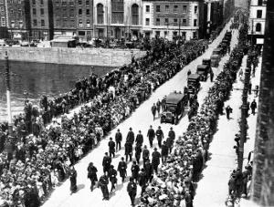 markievicz-funeral-procession