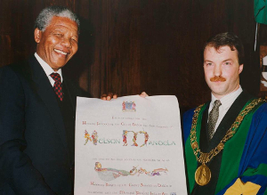 nelson-mandela-freedom-of-dublin