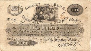 godley-bank-note-1834