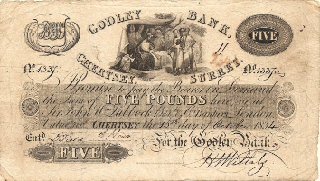 godley-bank-note-1834