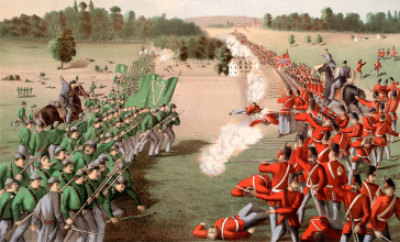 battle-of-ridgeway