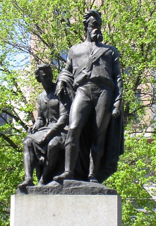 burke-and-wills-statue