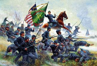 irish-brigade-at-antietam