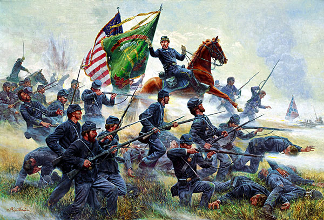 irish-brigade-at-antietam