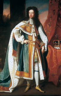 Kneller, Godfrey, 1646-1723; King William III (1650-1702)
