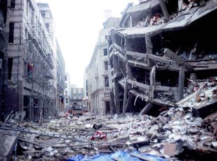 IRA Bombing of the Baltic Exchange