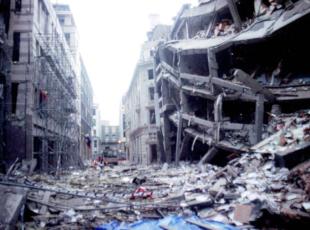 IRA Bombing of the Baltic Exchange