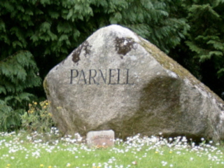 parnell-grave-stone