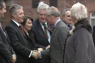 royals-visit-st-malachys-church-belfast