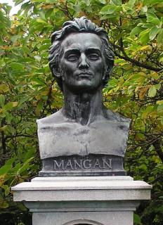 Mangan bust